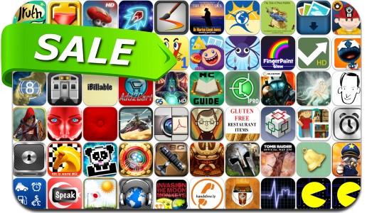 iPhone & iPad App Price Drops - April 6