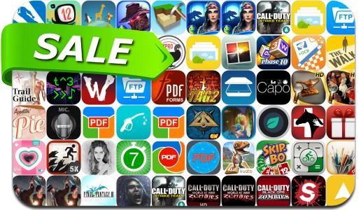 iPhone & iPad App Price Drops - October 29, 2015