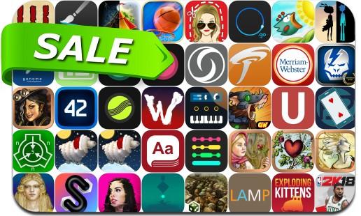 iPhone & iPad App Price Drops - December 23, 2017