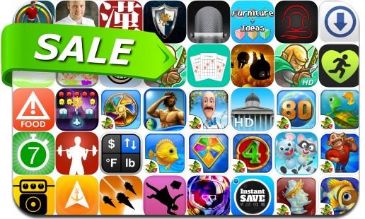 iPhone & iPad App Price Drops - August 28, 2015