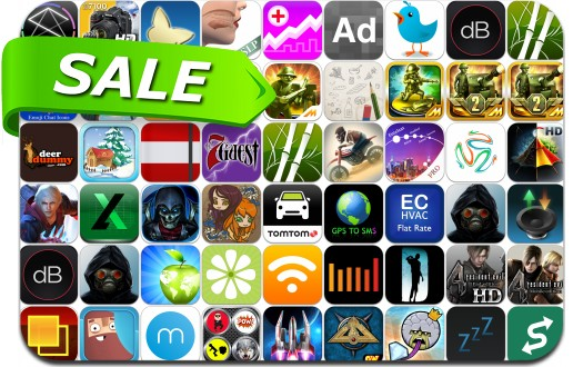 iPhone & iPad App Price Drops - October 31, 2014