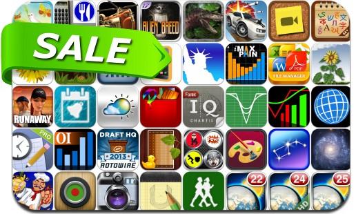 iPhone & iPad App Price Drops - April 23