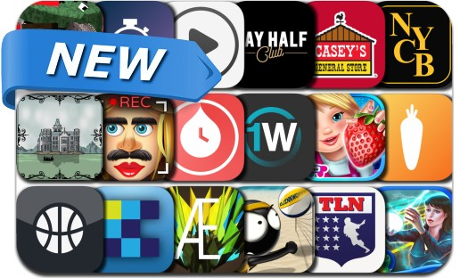 Newly Released iPhone & iPad Apps - December 15, 2015