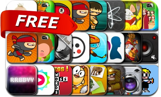 iPhone & iPad Apps Gone Free - March 11, 2014