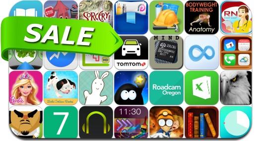 iPhone & iPad App Price Drops - August 4, 2014