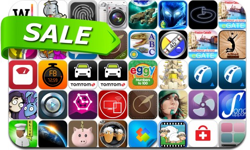 iPhone & iPad App Price Drops - September 6, 2014