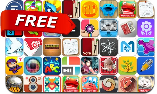 iPhone & iPad Apps Gone Free - May 1, 2014