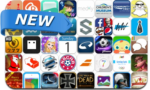 Newly Released iPhone & iPad Apps - December 19