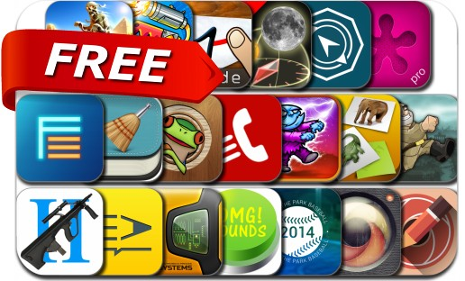 iPhone & iPad Apps Gone Free - February 28, 2015