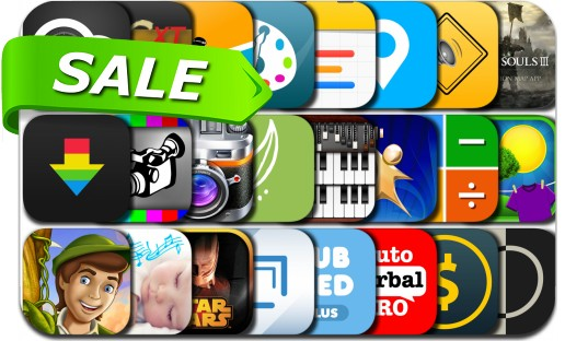 iPhone & iPad App Price Drops - April 26, 2016