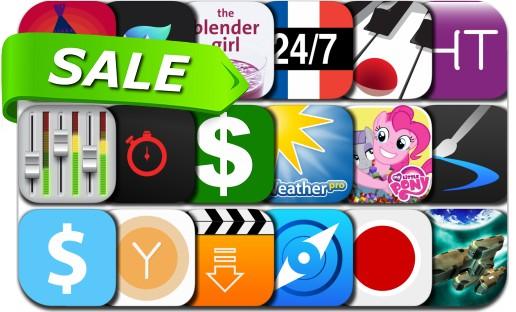 iPhone & iPad App Price Drops - June 8, 2015