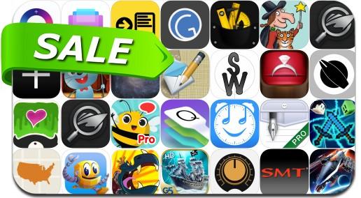 iPhone & iPad App Price Drops - August 17, 2015