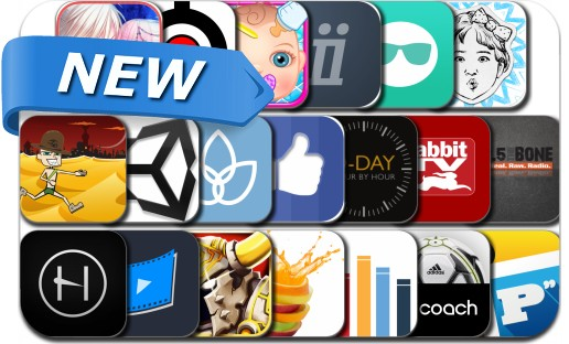 Newly Released iPhone & iPad Apps - May 28, 2014