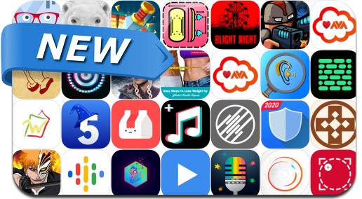 Newly Released iPhone & iPad Apps - March 27, 2020