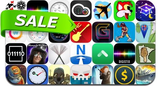 iPhone & iPad App Price Drops - July 23, 2020