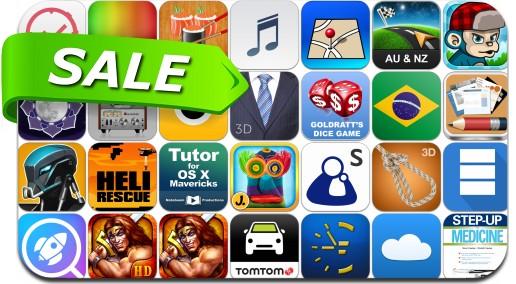 iPhone & iPad App Price Drops - November 17