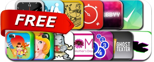 iPhone & iPad Apps Gone Free - May 4, 2014