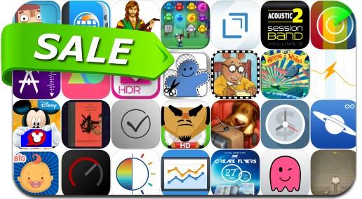 iPhone & iPad App Price Drops - August 11, 2015