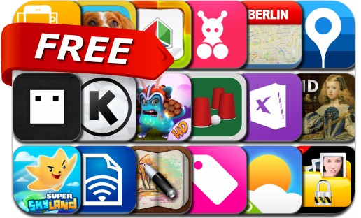 iPhone & iPad Apps Gone Free - March 7, 2015