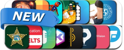 Newly Released iPhone & iPad Apps - August 15, 2018