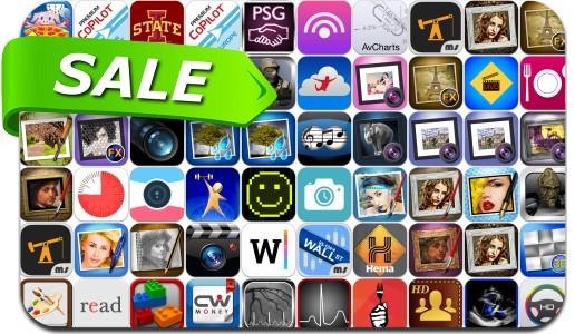 iPhone & iPad App Price Drops - August 31, 2014