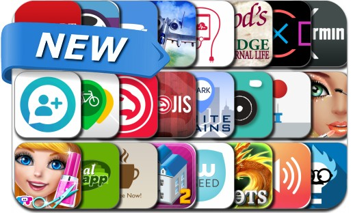 Newly Released iPhone & iPad Apps - May 7, 2015