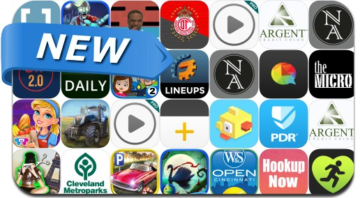 Newly Released iPhone & iPad Apps - August 6, 2015