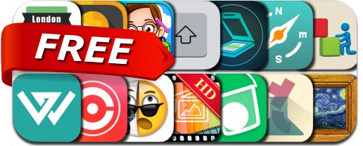 iPhone & iPad Apps Gone Free - September 1, 2016