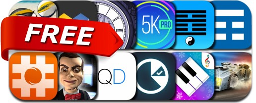 iPhone & iPad Apps Gone Free - January 10, 2016