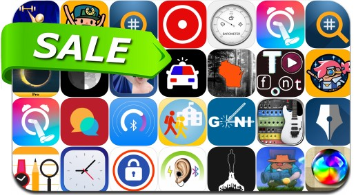 iPhone & iPad App Price Drops - May 6, 2019