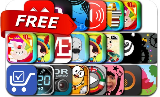 iPhone & iPad Apps Gone Free - March 30, 2016