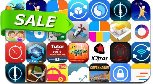 iPhone & iPad App Price Drops - September 29, 2015