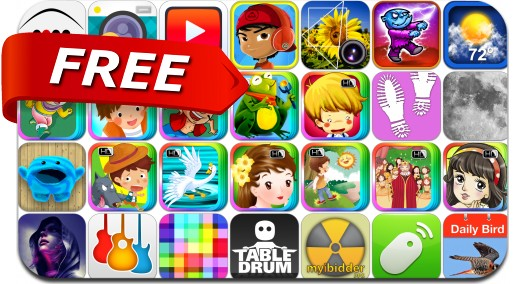 iPhone & iPad Apps Gone Free - June 5, 2014