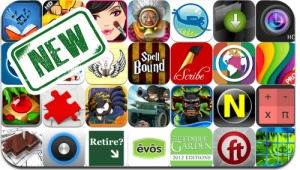 Newly Released iPhone and iPad Apps - August 26
