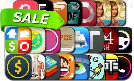 iPhone & iPad App Price Drops - March 29, 2016