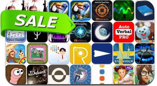 iPhone & iPad App Price Drops - April 6, 2015