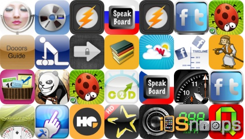 iPhone and iPad Apps Gone Free - April 9 Roundup