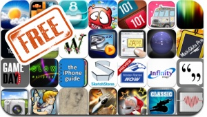 iPhone and iPad Apps Gone Free - October 11