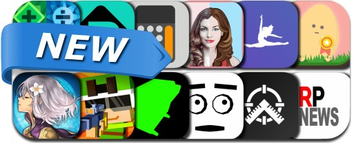 Newly Released iPhone & iPad Apps - January 28, 2019