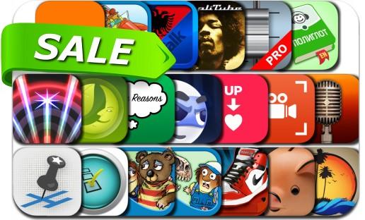 iPhone & iPad App Price Drops - July 25, 2016