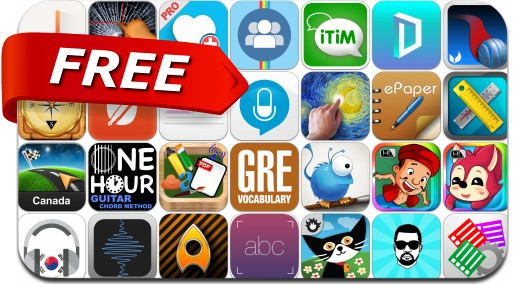 iPhone & iPad Apps Gone Free - May 20, 2014