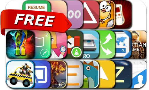 iPhone & iPad Apps Gone Free - February 9, 2016
