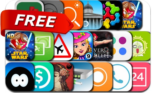 iPhone & iPad Apps Gone Free - March 11, 2017