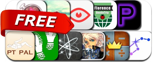 iPhone & iPad Apps Gone Free - July 1, 2015