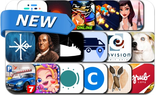 Newly Released iPhone & iPad Apps - February 4, 2017