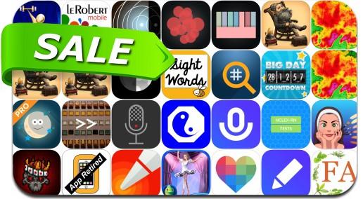 iPhone & iPad App Price Drops - March 19, 2018