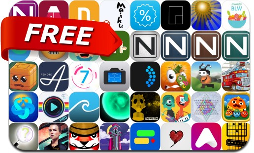 iPhone & iPad Apps Gone Free - March 23, 2020