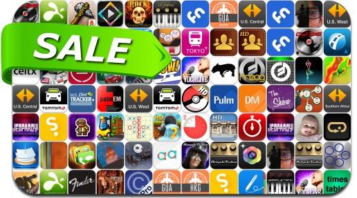 iPhone & iPad App Price Drops - December 12