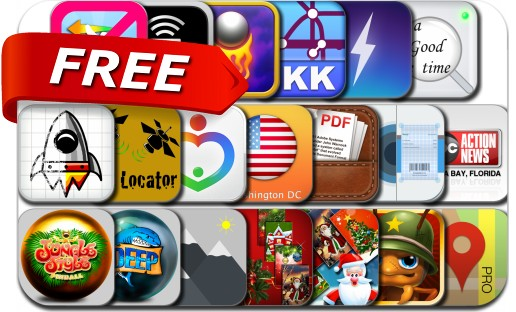 iPhone & iPad Apps Gone Free - November 19