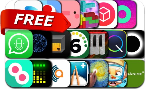 iPhone & iPad Apps Gone Free - August 13, 2018